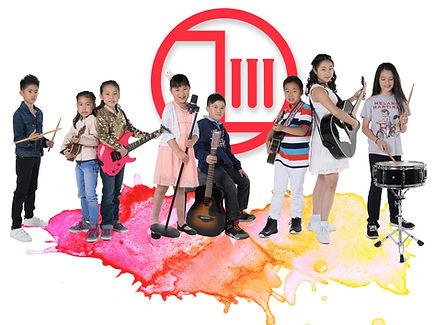 Tone Labs Music Students, picture day, music student, music lessons, guitar, bass, electric guitar, drums, snare drum, girls, boys, young students, music shool, photos, portraits, header, photo day, photoshoot, photo shoot, drum sticks, ukelele, fun, smiling, happy