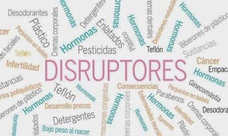 Disruptores endócrinos, uma ameaça para nossa saúde!