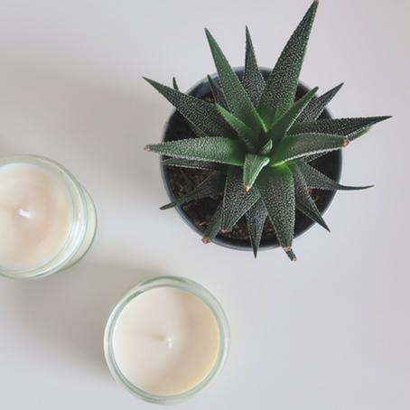 DIY fabricar uma vela em 5 minutos