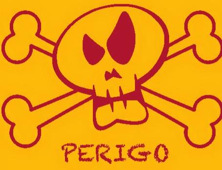 Pensos Higiénicos Descartáveis e Tampões = Perigo!