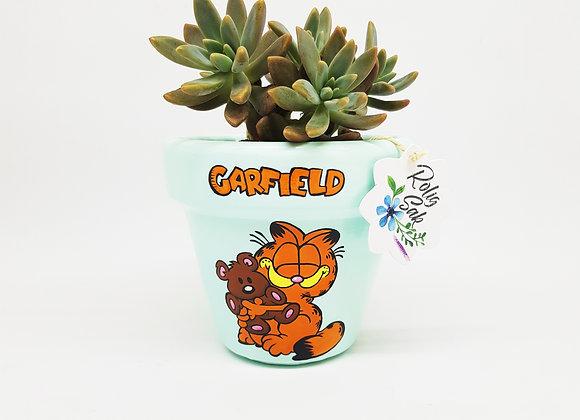 Garfield y Su osito