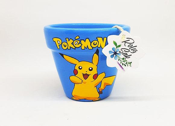 Pikachu y Charmander