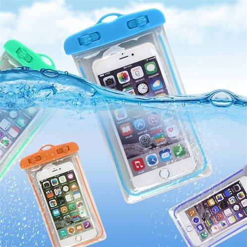 Waterproof Phone Pouch Drift Diving Swimming Bag - Case Cover for your Phone