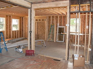 room-adddition-framing-cary-nc