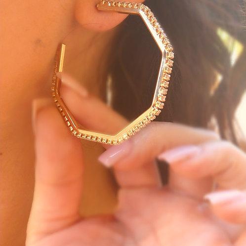 """""""Diamondz Dancin'""""Earrings"""