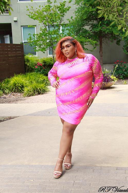 Sherbert Dress