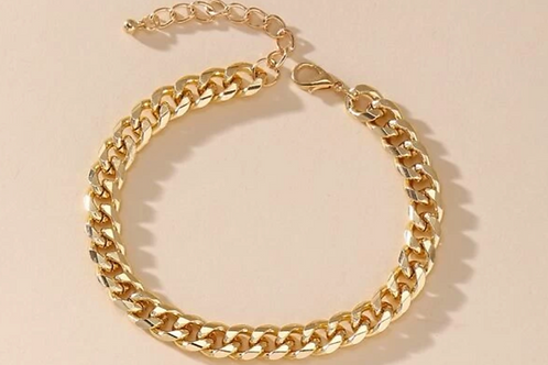 """No More Links"" Chain Anklet"