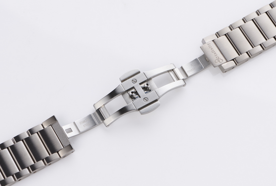 Infinity Classic Band With Butterfly Clasp