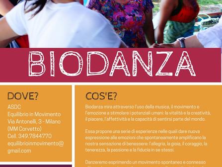 La Biodanza cos'è?
