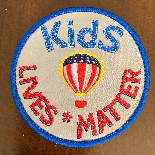 KIDS LIVES MATTER Patch