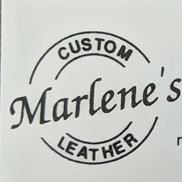 Marlene's Custom Stitching Leather W