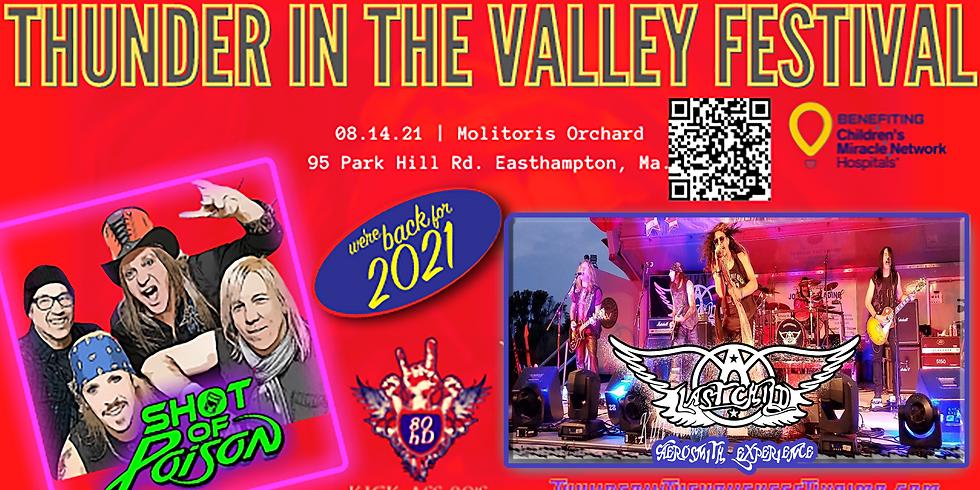 2021 Thunder in the Valley Festival Concert