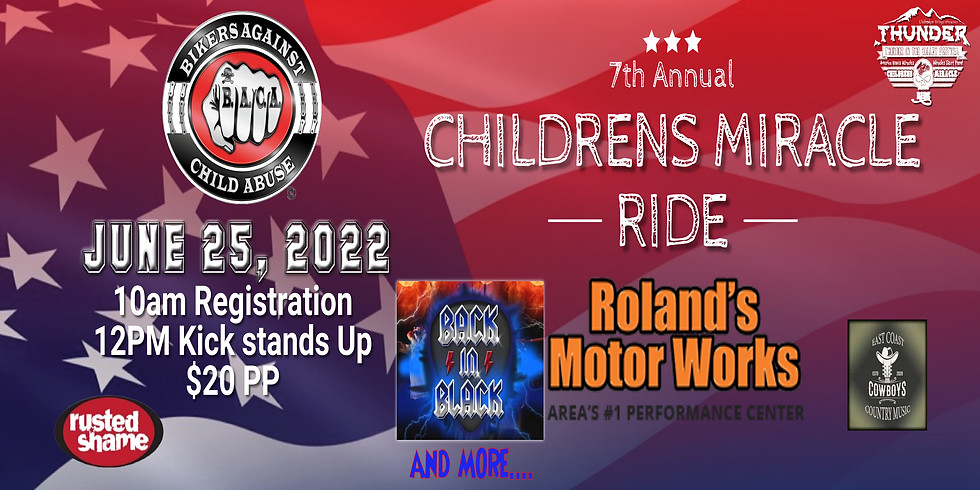 Childrens Miracle Ride 2022