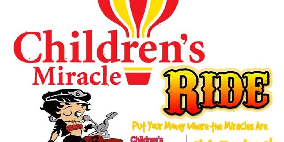 CHILDREN'S MIRACLE RIDE