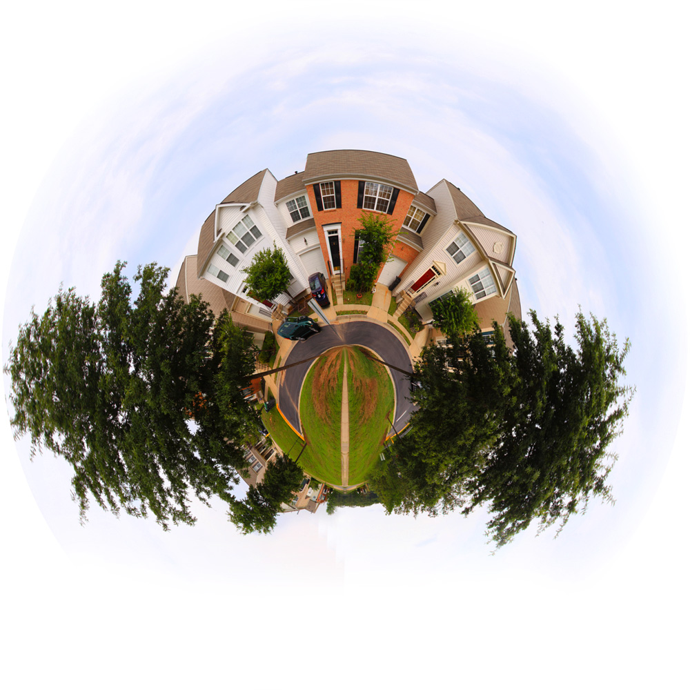 Home Stereographic