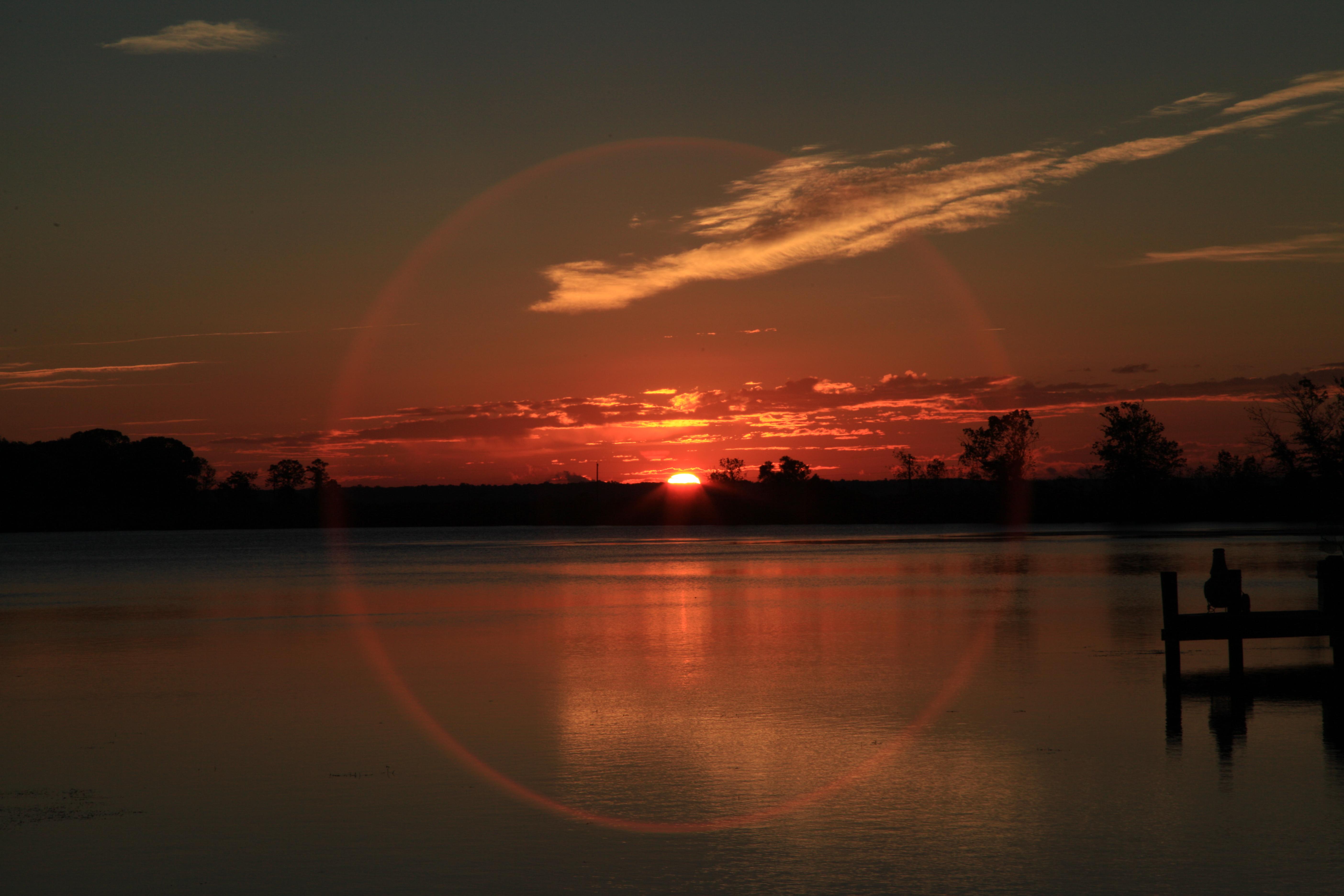 Aquia Sunrise