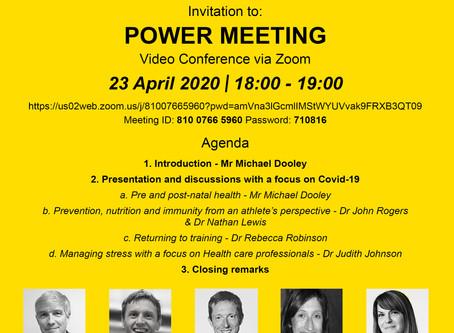 Power Meeting!