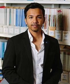 Dr Dane Vishnubala