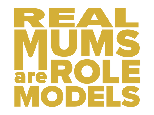 Real Mums Are Role Models Enamel Pin Badge