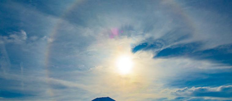 富士は晴れたり日本晴れカレンダー2021は9番目の月◎長月となりますヽ(´▽`)/