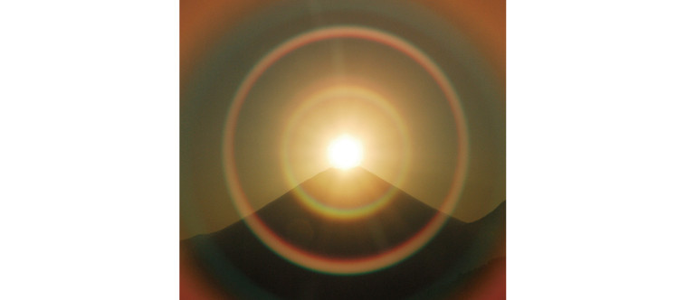 富士は晴れたり日本晴れカレンダー2020は12番目の月◎師走となります╰(*´︶`*)╯