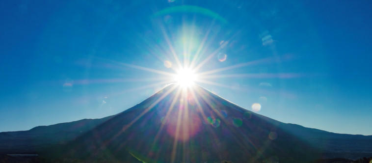 富士は晴れたり日本晴れカレンダー2021は2番目の月◎如月となりますヽ(*´∀`)