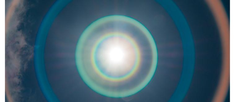 太陽系太 ∞ 写真展 ◎ 光のメッセージ@カフェスロー