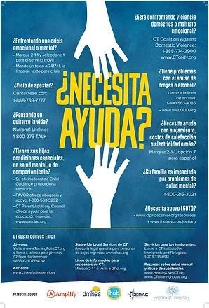 HealthAwarenessPoster12x18_Spanish_09191