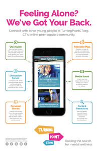 TurningPointCT.org: Guiding the Search for Mental Wellness