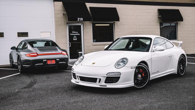 2011 Porsche 911 997 GTS and 2009 Porsche 911 997 Carrera 4S PDK