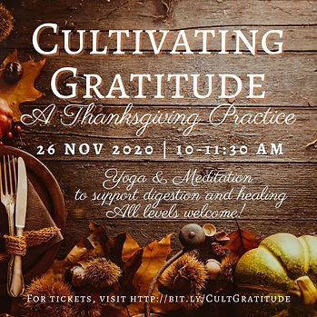 Cultivating Gratitude A Thanksgiving Pra