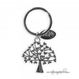 Portachiavi albero della vita