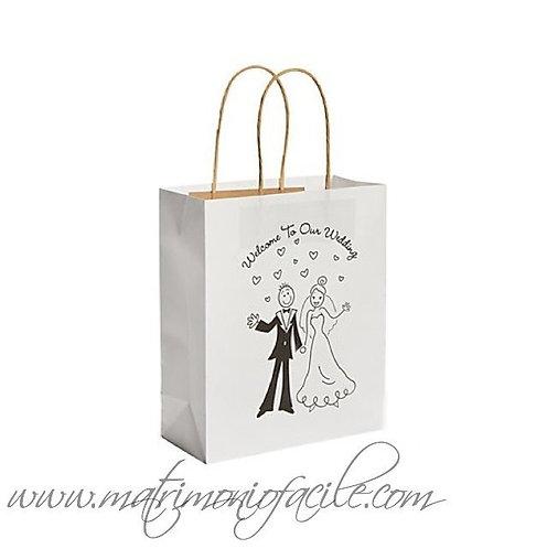 WEDDING BAG - SPOSI matrimonio