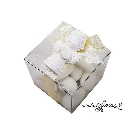 Bomboniera/Portaconfetti angioletto