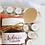 Barattolino Nutella personalizzato compleanno
