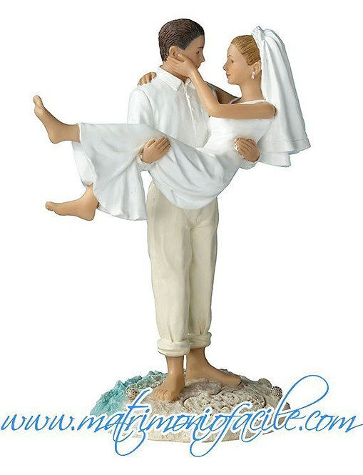 CAKE TOPPER  'ESTATE' tema mare