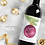 Thumbnail: Etichetta vino personalizzata natalizia