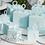 Portaconfetti  Box orsetto azzurro