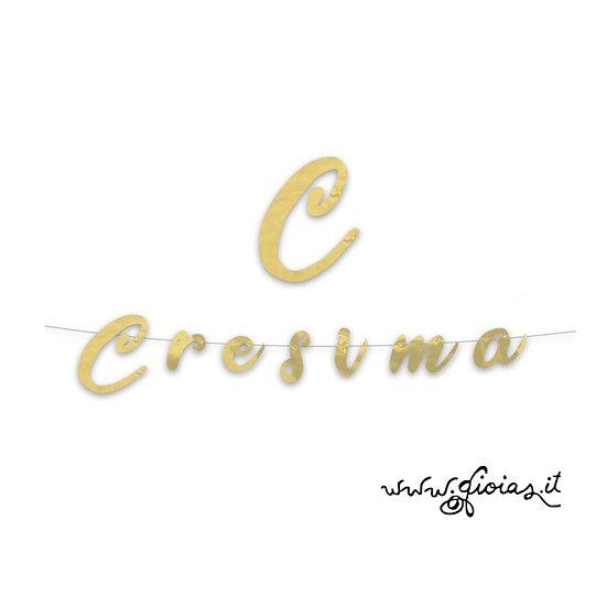 Festone - Cresima