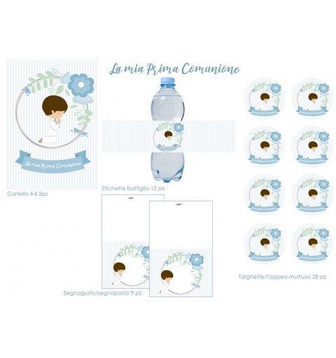 Kit personalizzato - Prima comunione