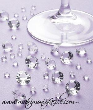 Diamantini trasparenti