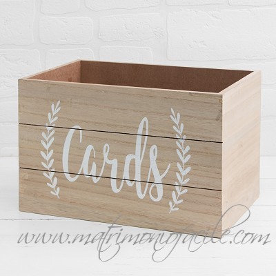 Box lettere/buste Shabby Chic