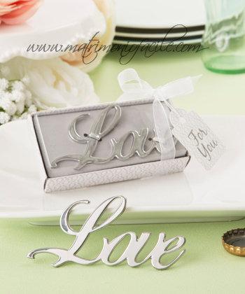 APRIBOTTIGLIA 'LOVE' con confezione inclusa