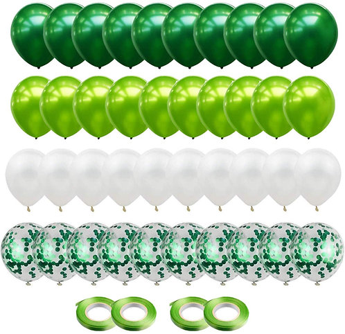 Palloncini Verde - Promessa