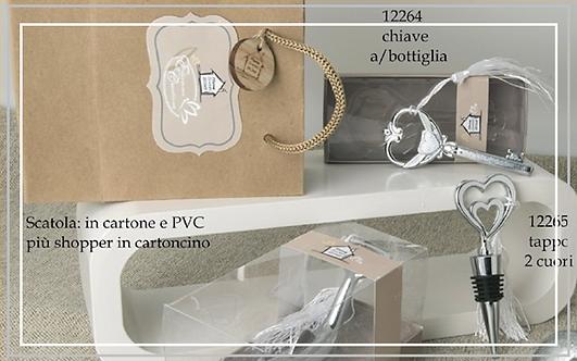 Bomboniera + confezione + shopper