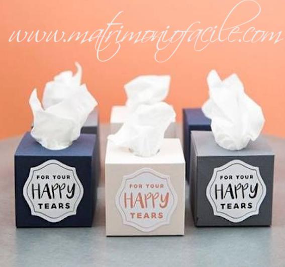 Mini Box - Lacrime di gioia