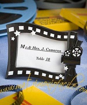 Segnaposto Cornice cinema