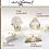 Thumbnail: Portaconfetti Comunione in Gold