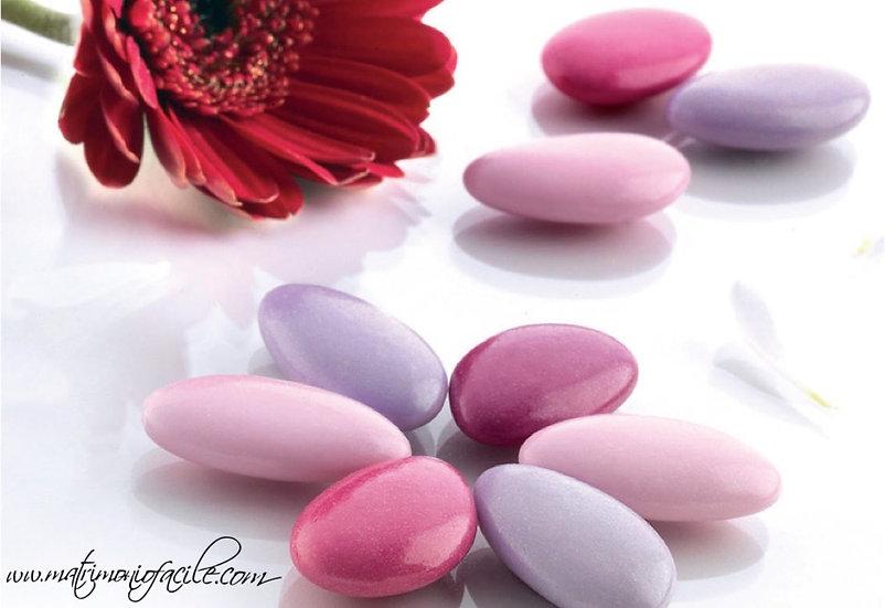Confetti SFUMATI tono rosa
