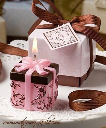 Candela  Pacchetto regalo Colore Rosa